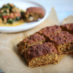 Savoury Curry Banana Bread_